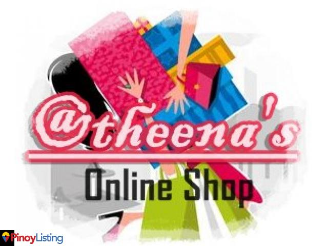 Atheena's Online Shop - CEBU