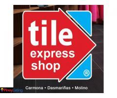 Tile Express Shop Carmona