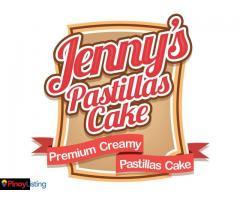 Jenny's Pastillas Cake