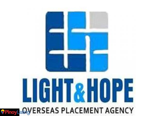 Light & Hope Overseas Placement Agency, Inc.