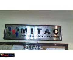 Mitac Overseas Manpower Corporation