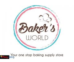 Baker's World