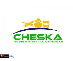 Cheska Freight International Corporation