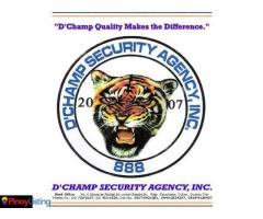 D'Champ Security Agency Inc.