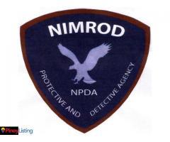 Nimrod Protective & Detective Agency