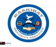 Kaakibat Security Services Corp.
