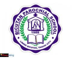 Bicutan Parochial School
