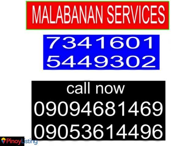 Malabanan siphoning and plumbing services 7341601/09053614496