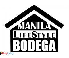 Manila Lifestyle Bodega