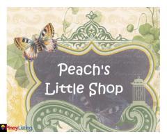 Peach's Little Shop