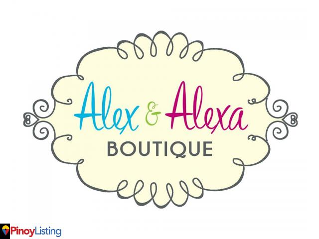 Alex & Alexa Costume Boutique