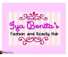 Iya Bonita's Fashion and Beauty Hub