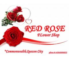 Red Rose Flower Shop