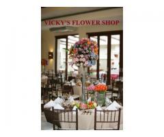 Vicky's Flower shop