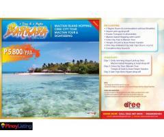 AREE TRAVEL&TOURS:CEBU BARKADA PACKAGE