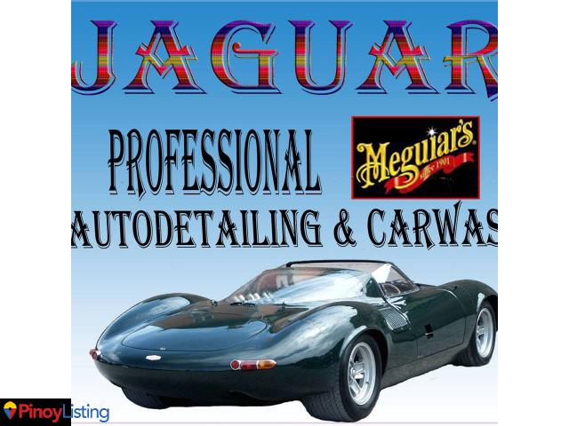 jaguar carwash professional auto detailing manila pinoy listing philippines business directory. Black Bedroom Furniture Sets. Home Design Ideas