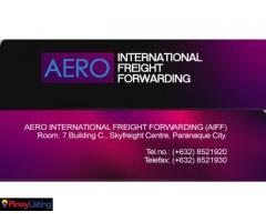 Aero International Freight Forwarding