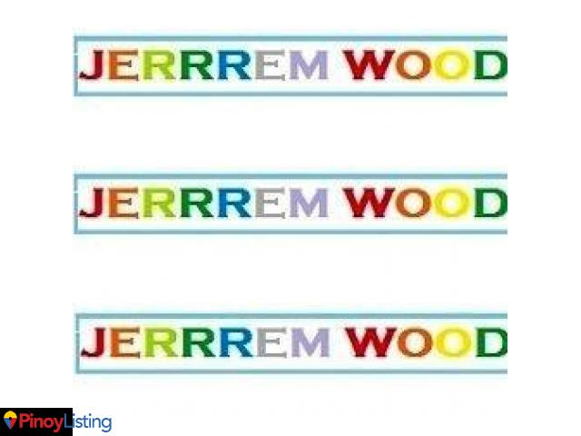 JERRREM Woodworks