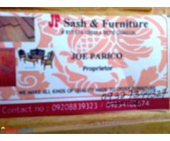 Parico furniture