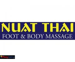 Nuat Thai Foot and Body Massage Manggahan