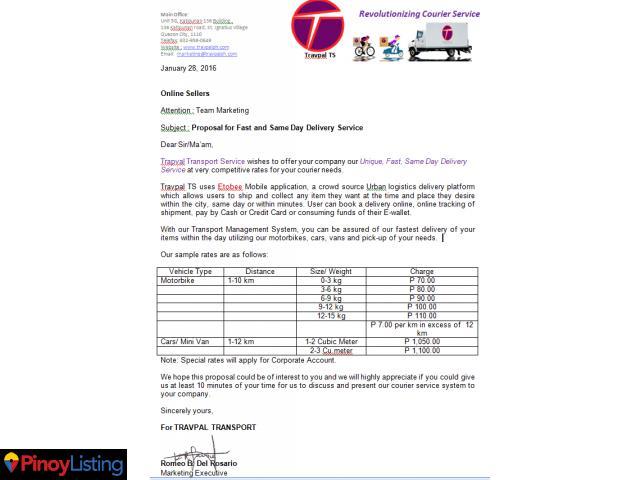 Travpal Transport Service