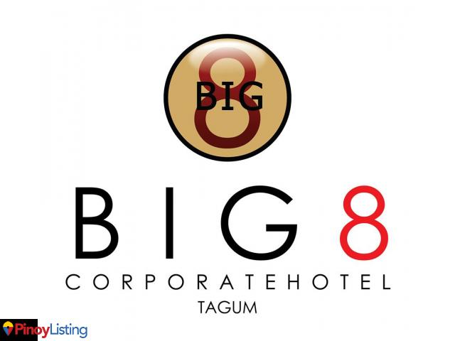 big 8 corporate hotel tagum city davao pinoy listing