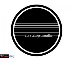 Six Strings Manila