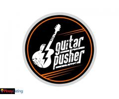 Guitar Pusher