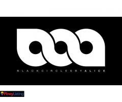 Black Circles by Alice - Vinyl Store