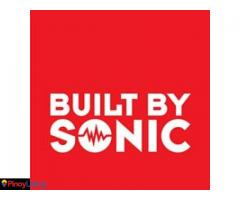 Built By Sonic