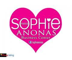 Sophie Paris Anonas