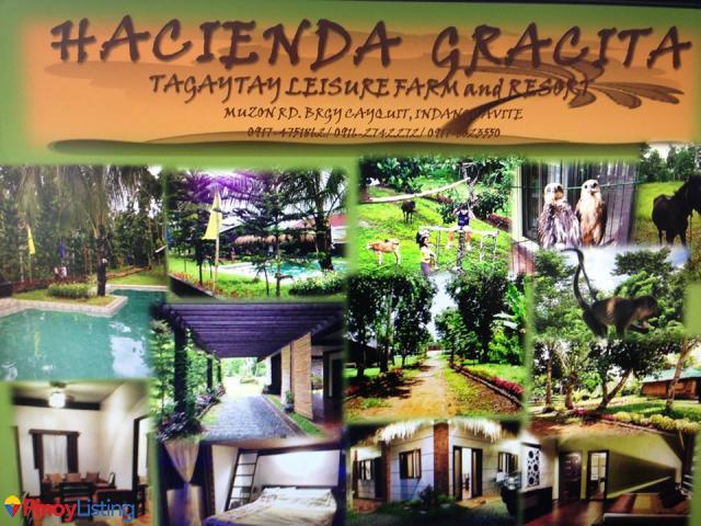 HG Tagaytay Leisure Farm and Private Resort Tagaytay City - Pinoy
