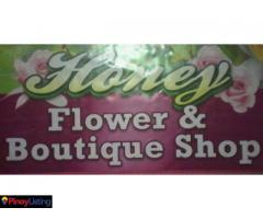 Honey Flower and Boutique Shop