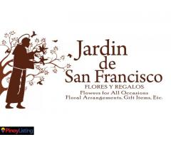 Jardin de San Francisco