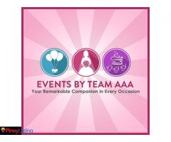 Events by Team AAA
