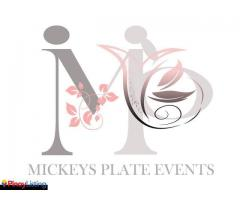 Mickeys Plate Events Management