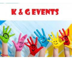 Events by K&G