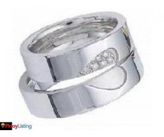 JC wedding rings