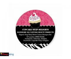 Cupcake Soap Delights
