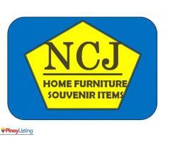 NCJ Home Furnitures & Souvenir Products