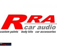 RRA Car Audio Accessories & Services