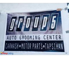 GROUP 5 Auto Grooming Center