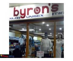 BYRON's Custom Tailoring