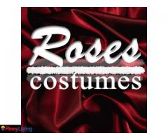 ROSES Made To Order Costumes