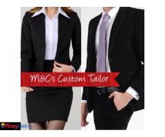 M&C's Custom Tailor