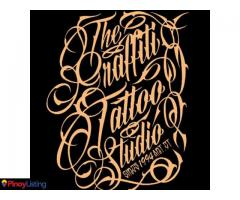 Graffiti tattoo studio