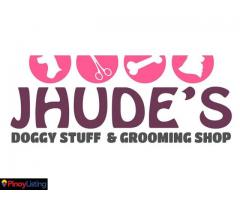JHUDE's Doggy Stuff and Grooming Shop
