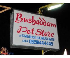 Bushaddam Pet Store