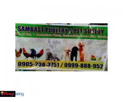 SamBast Poultry & Pet Supply