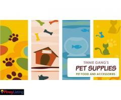 Tinnie Gang's Pet Supplies